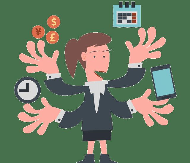 7 råd der giver dig mere tid