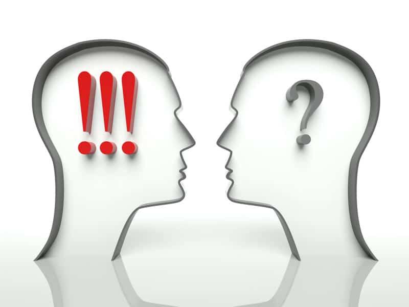 Ifølge Daniel Kahneman besidder vi mennesker to sæt tankesystemer: